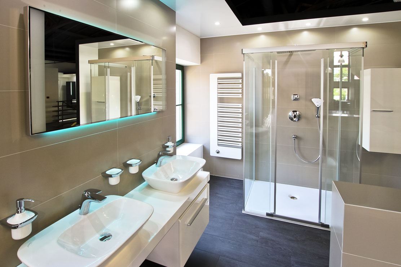 Koupelny Elements představují řadu nových designových možností řešení koupelen.Pro více klikni na obrázek.