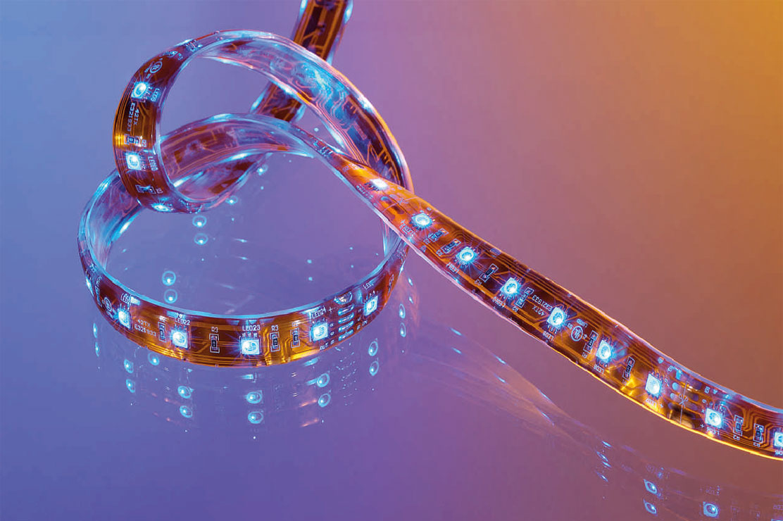 Efektivní LED osvětlení společnosti Schrack Technik bylo tématem Dům a osvětlení