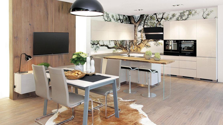 Dokonalé domy potřebují dokonalou kuchyň. Poznejte kouzlo masivního dřeva u kuchyní Sykora, které navrhla příroda sama. Pro více klikni na obrázek.